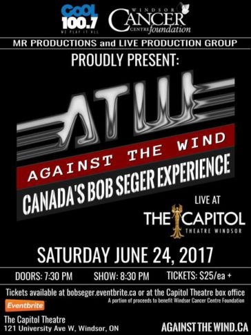 ATW Live at the Capitol Theatre Windsor